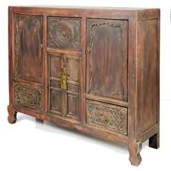 repro-chinese-57-inch-long-dark-brown-gansu-style-cabinet