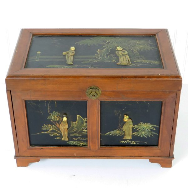 Vintage Chinese Jewelry Box