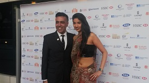 Star gazing at the Asian Business Awards Asian Culture qn1gy