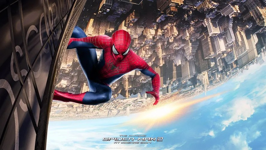 details for good quality fashion Big bold Spider-Man2 - Asian Culture Vulture