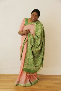 Whose sari now?' Elegance or submission? Asian Culture Vulture