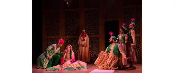 Laila The Musical' A modern British Asian twist on a