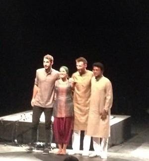 Anoushka Shankar dedicates London concert to refugees