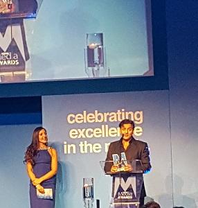 Asian Media Awards 2016: Art Malik, Nitin Ganatra and