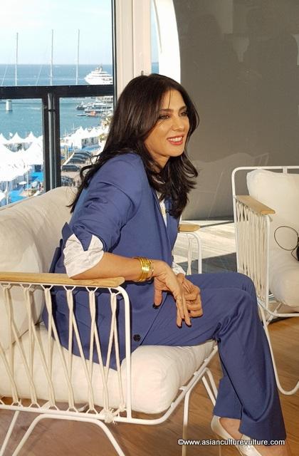 Nadine Labaki Cannes 2019