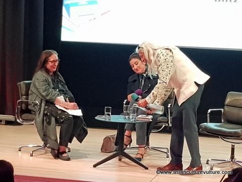 Manisha Koirala British Library