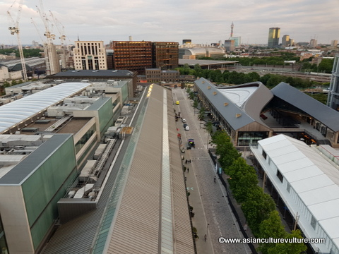 Aga Khan Centre Kings Cross London