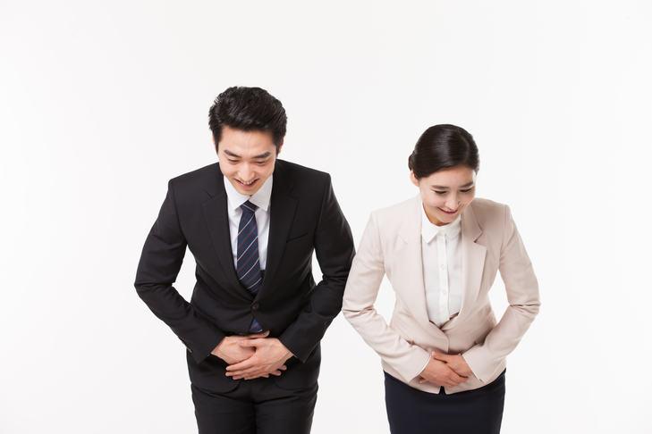 korean greeting bow
