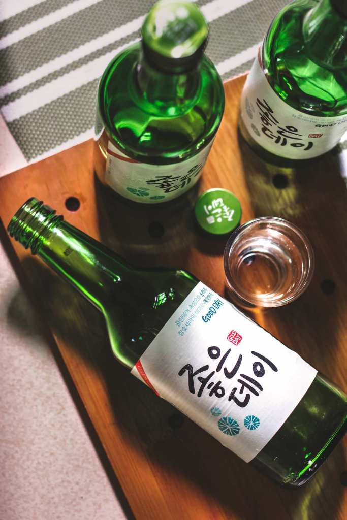 soju korean food traditions