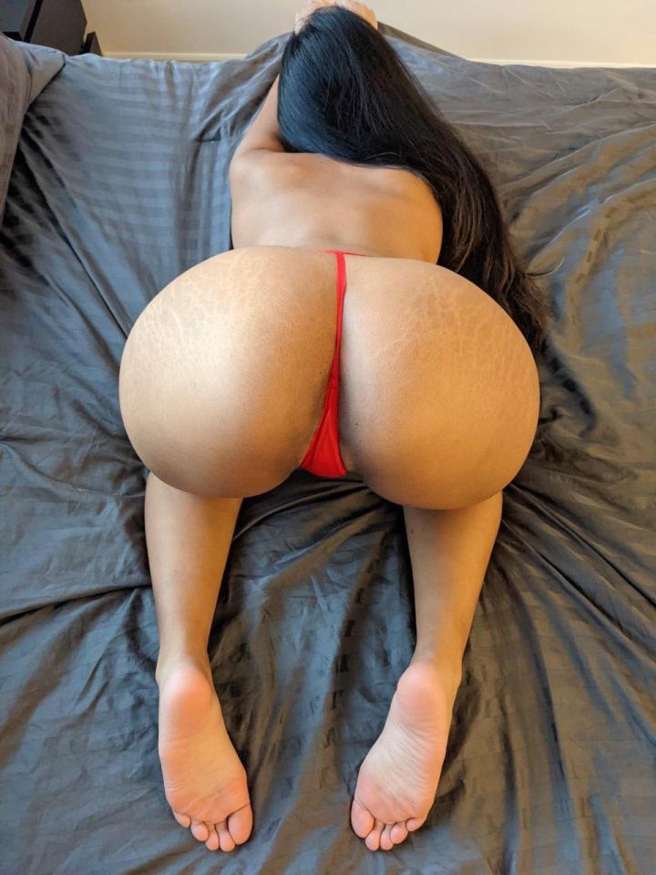Nice big Thai ass