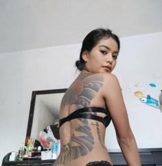Skinny Thai Doll