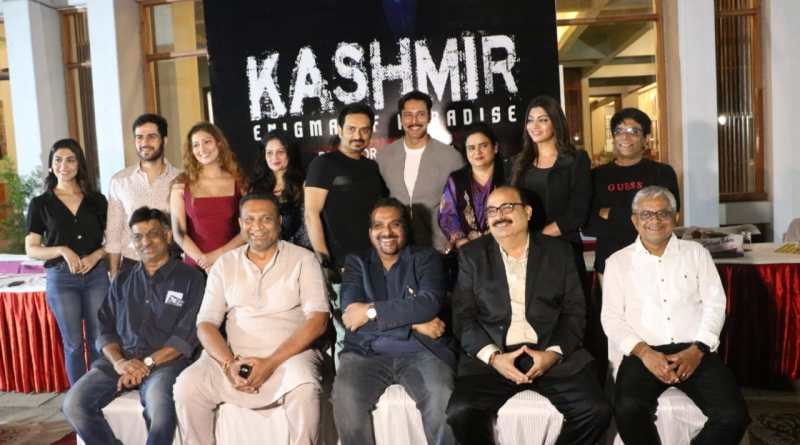 Webseries 'Kashmir' to depict real love story from the valley