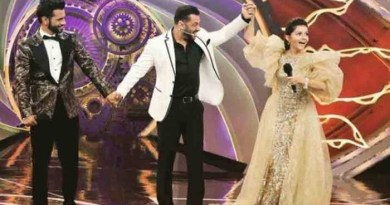 Rubina Dilaik wins Bigg Boss 14 trophy and Rs 36 lakh prize money, gives message to fans