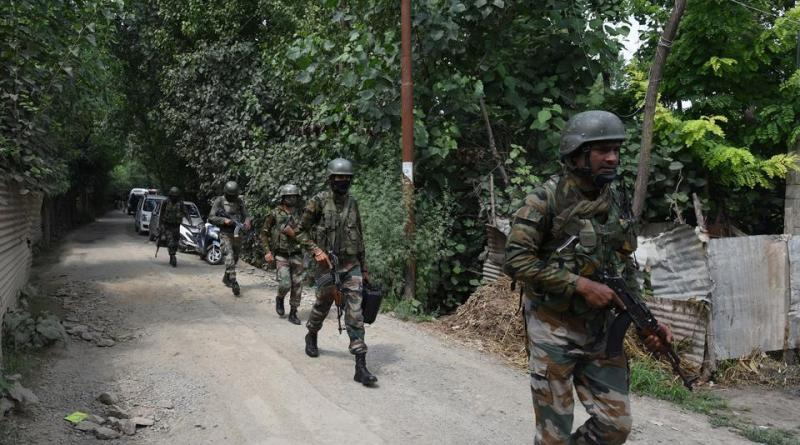 Marsar encounter: One of the two slain militants identified as top JeM commander Lamboo, says Police