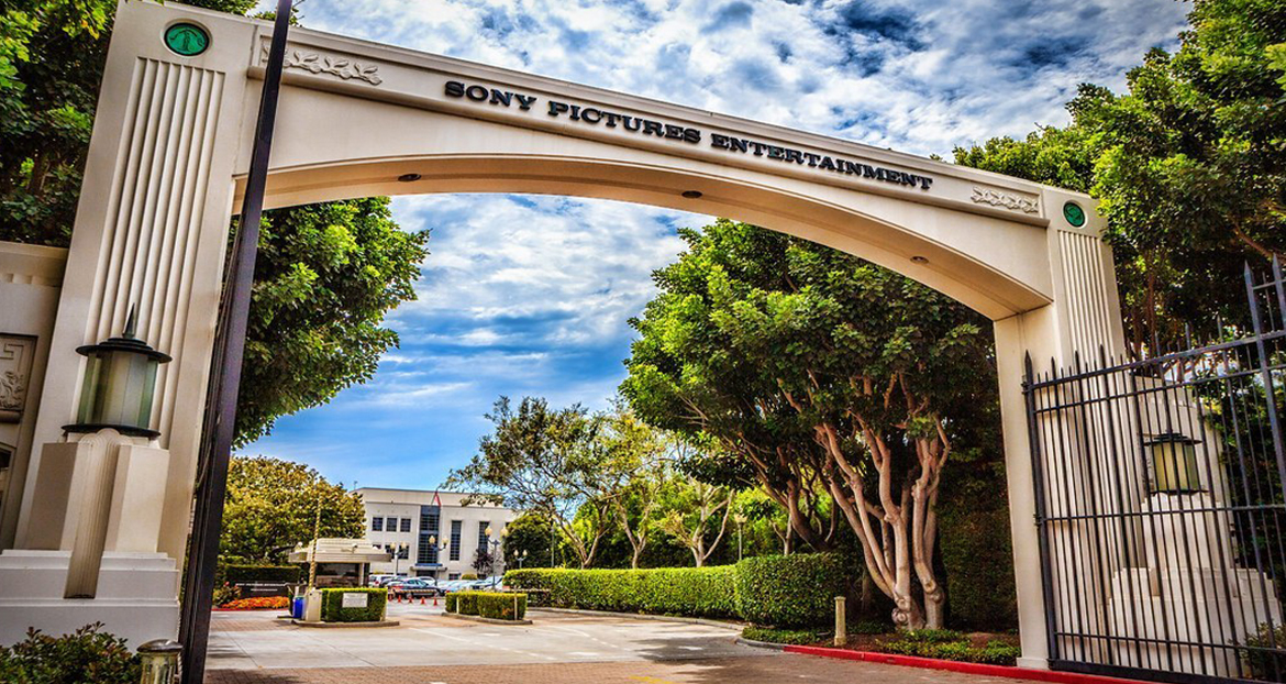 Bring you to Sony Studio in Hollywood