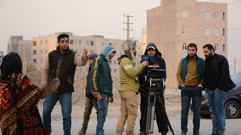 Iran Short Film:Raheel
