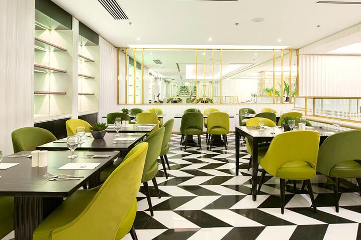Astoria Plaza Restaurant