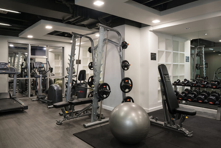 Astoria Plaza Fitness Gym