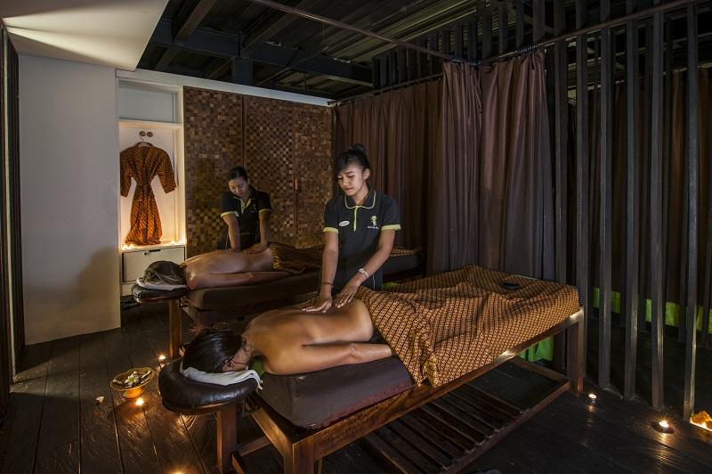 Rehat Massage  Reflexology at Legian Bali  Asian Itinerary