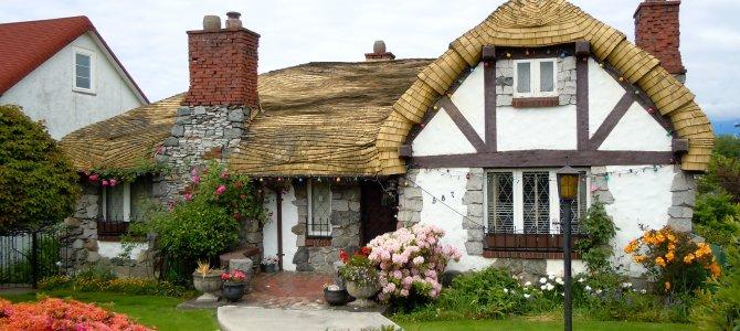 這是 魔戒.哈比人 住的房子嗎?