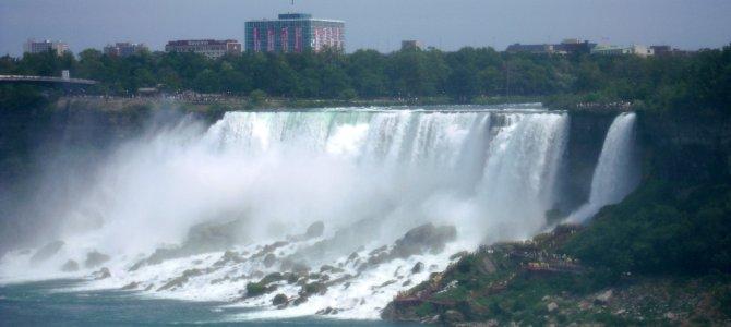 尼加拉瓜大瀑布 Niagara Falls