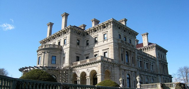 羅德島古豪宅巡禮 The Newport mansions , Rhode Island