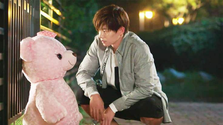 Song Jae Rim - Teddy Bear - Thumping Spike