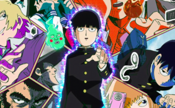 Mob Psycho 100 - Cover