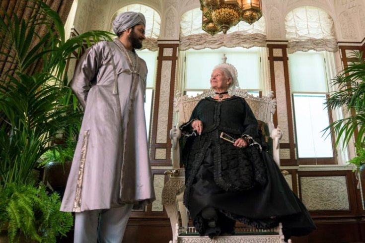 The wonderful friendship between Queen Victoria and Abdul Karim - Ali Fazal - Judi Dench - Victoria and Abdul