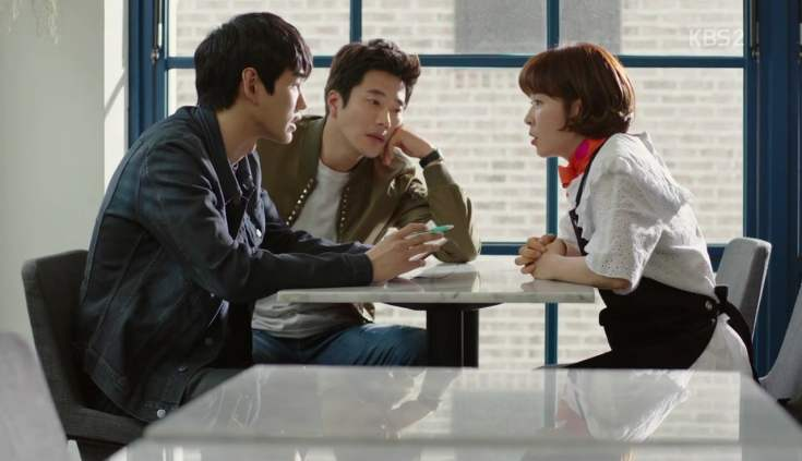 Choi Kang-hee, Kwon Sang-woo, Lee Won-Keun - Discussions - Queen of Mystery