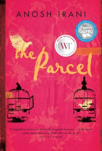 The Parcel, Anosh Irani (Knopf Canada, September 2016)