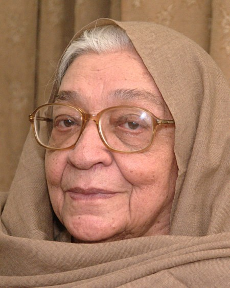 Krishna Sobti (via Wikimedia CommonsSobti