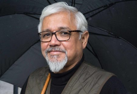 Amitav Ghosh (photo: Ivo van der Bent)