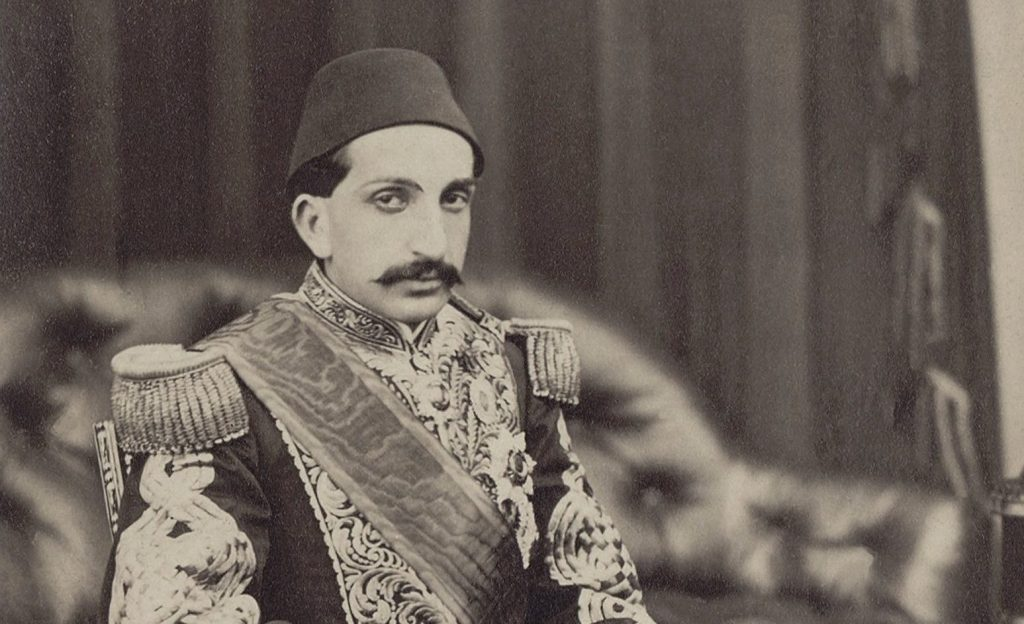 Abdul Hamid II (Wikimedia Commons)