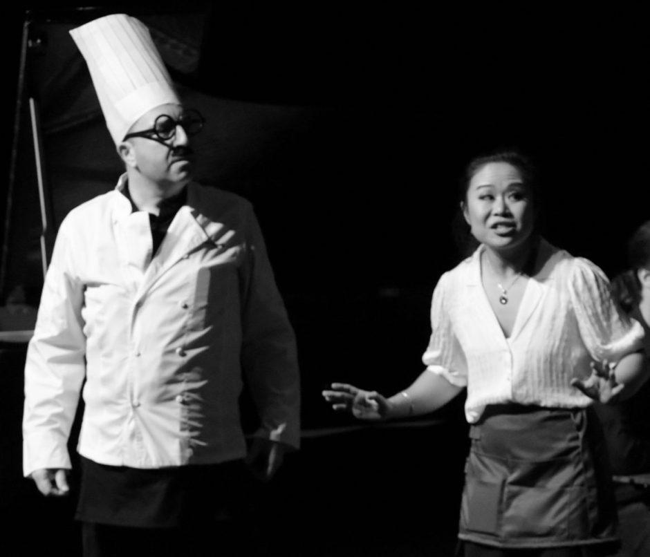 Marco Iannelli and Etta Fung