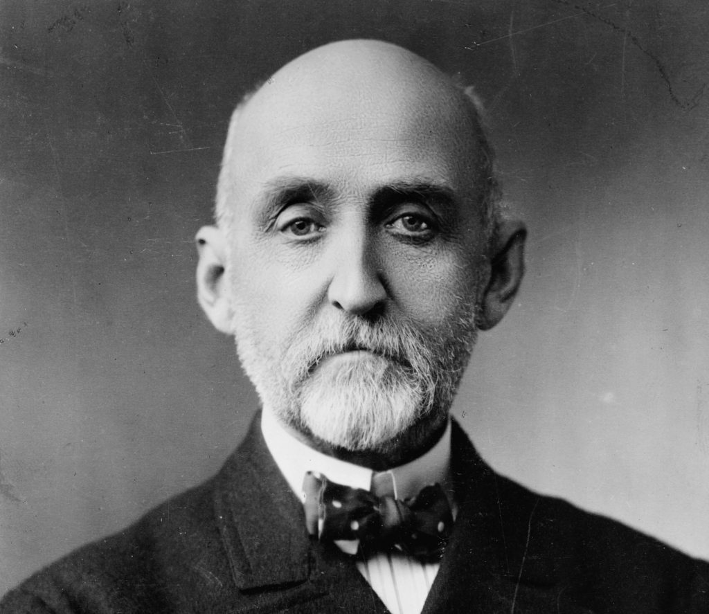"Alfred Thayer Mahan (Wikimedia Commons"")"