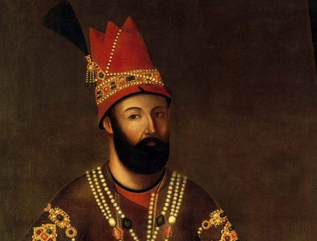 Nader Shah (Wikimedia Commons)