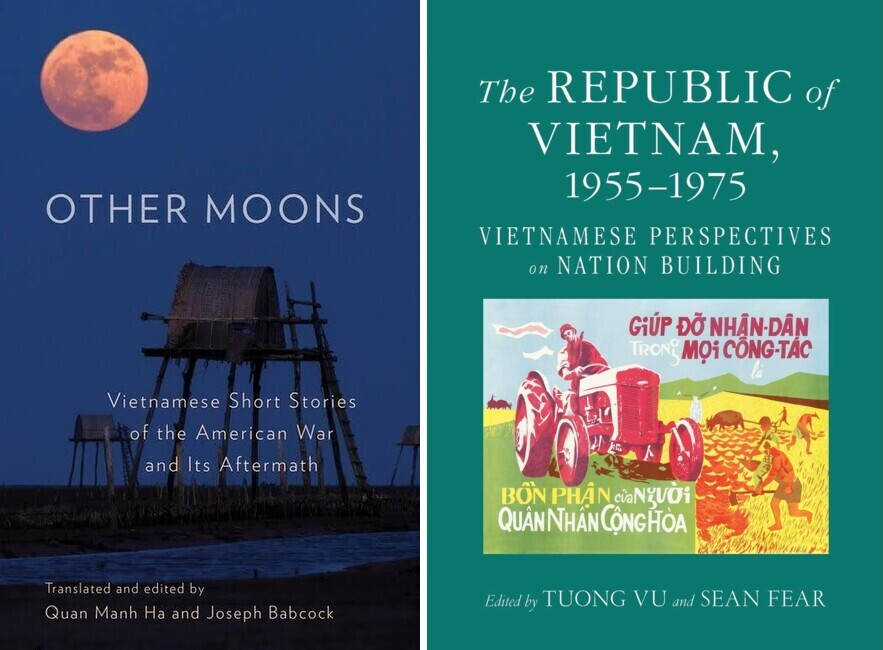 Other Moons: Vietnamese Short Stories of the American War and Its Aftermath, Quan Manh Ha (trans, ed), Joseph Babcock (trans, ed) (Columbia University Press, August 2020); The Republic of Vietnam, 1955–1975: Vietnamese Perspectives on Nation Building,  Tuong Vu (ed), Sean Fear (ed) (Cornell University Press, January 2020)