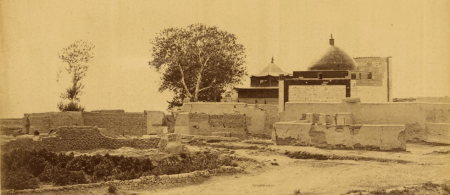 Xinjiang, 1875 photo (Adolf Erazmovich Boiarskii, World Digital Library)