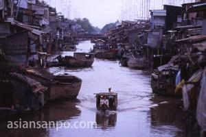 ベトナム タンチャウ