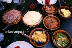 ブータン トウガラシ料理
