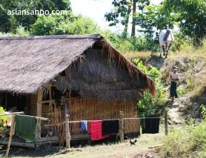 ミャンマー 家