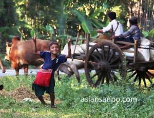 ミャンマー カイン州