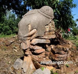 ミャンマー インレー湖 インデイン