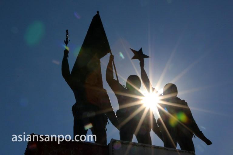 ミャンマー ネーピードー 軍事博物館
