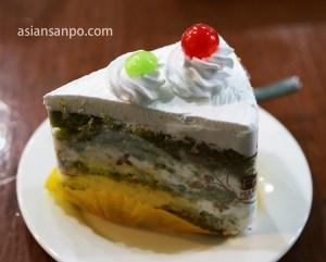 ミャンマー パアン ケーキ