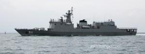 ミャンマー メルギー諸島 タイ海軍