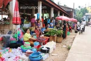 ミャンマー タニンダーリ 市場