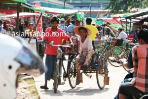 ミャンマー コーカレイ