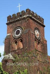 ミャンマー モーラミャイン 教会